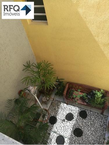 excelente casa muito espaçosa, segura e arejada na rua mesquita, com 4 vagas!! - ca00219 - 34102607