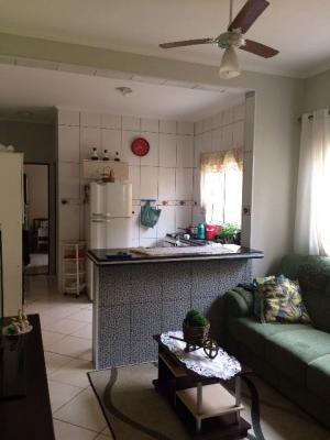 excelente casa na cidade de itanhaém-sp! balneário gaivota!!