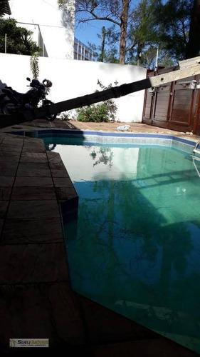 excelente casa na praia do pecado disponível para venda e locação - ca0515