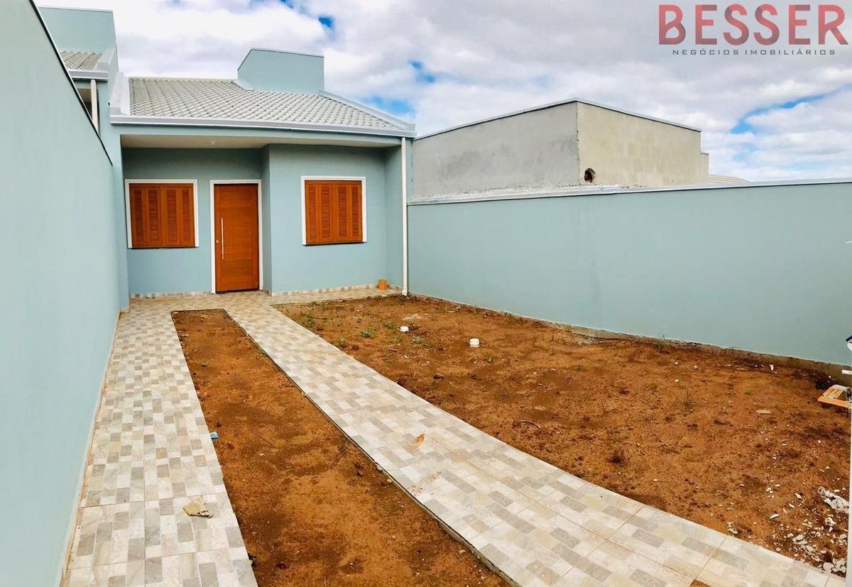 excelente casa no bairro bela vista em sapucaia - v-866