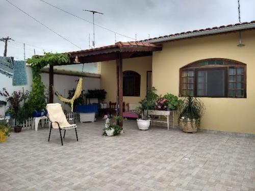 excelente casa no bairro bopiranga, em itanhaém - ref 3047