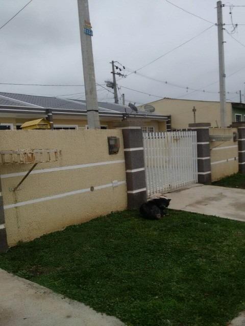 excelente casa no bairro campina da barra/araucária. - c-585 - 4809884