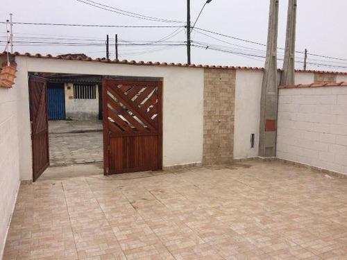 excelente casa no bairro nova itanhaém, litoral - ref 4646