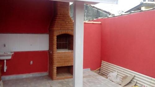 excelente casa no bairro suarão, em itanhaém - ref 3287