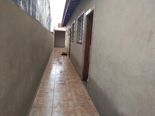 excelente casa no balneário gaivota, 1500m do mar - re 4733