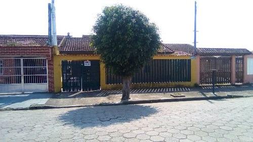 excelente casa no balneário gaivota, em itanhaém.