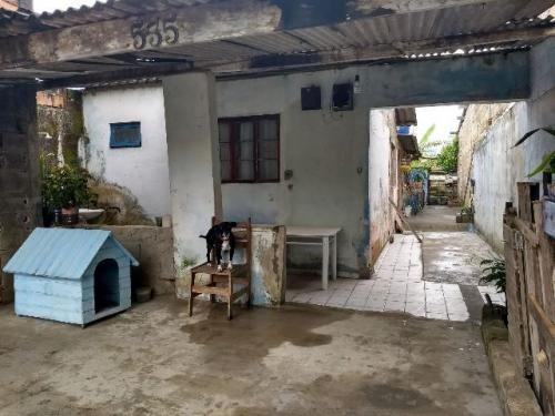 excelente casa no balneário gaivota, em itanhaém - ref 3383
