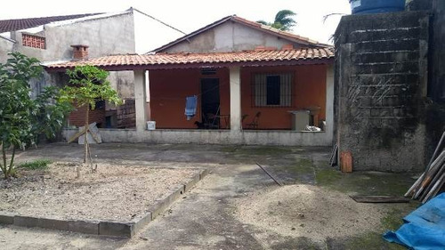 excelente casa no balneário gaivota, em itanhaém - ref 4489