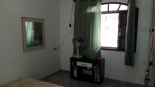 excelente casa no balneário gaivota, em itanhaém - ref 4595