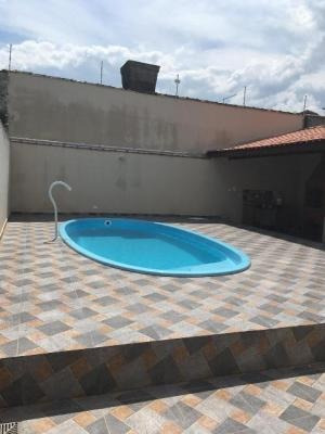excelente casa no balneário novaro, em itanhaém - ref 4767