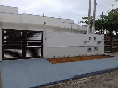 excelente casa no balneário raul cury, em itanhaém  ref 4531