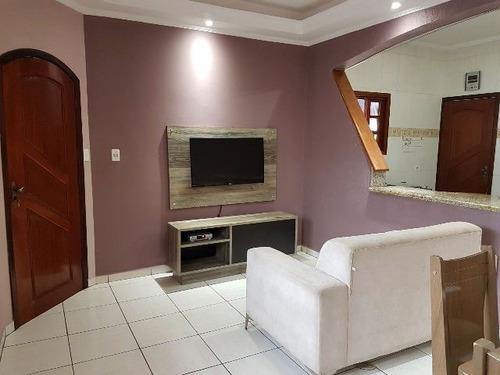 excelente casa no balneário suarão, em itanhaém - ref 4270