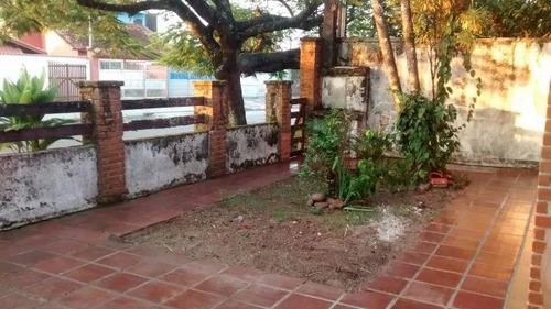 excelente casa no belas artes, em itanhaém - ref 3209