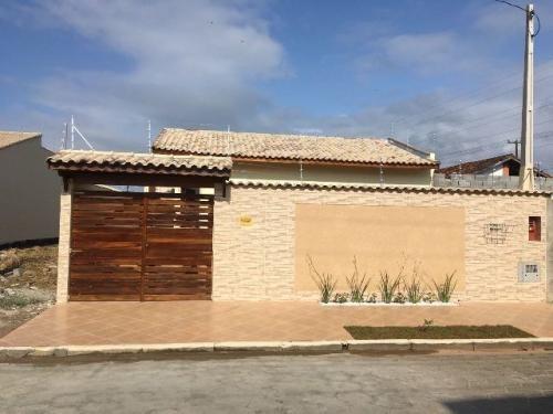 excelente casa no cibratel, em itanhaém, litoral - ref 4634