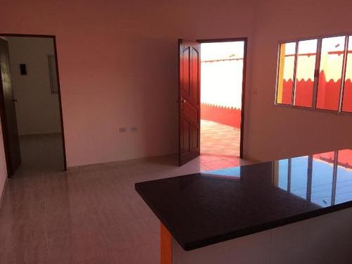 excelente casa no cibratel ii, em itanhaém - ref 4706