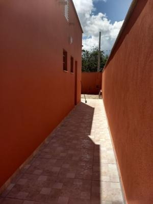 excelente casa no jardim coronel em itanhaém - sp