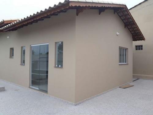 excelente casa no jardim grandesp, em itanhaém - ref 3476