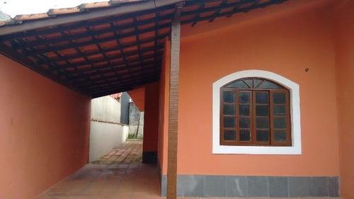 excelente casa no jardim grandesp, em itanhaém - ref 4246