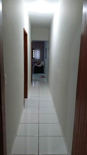 excelente casa no jardim grandesp, em itanhaém - ref 4370