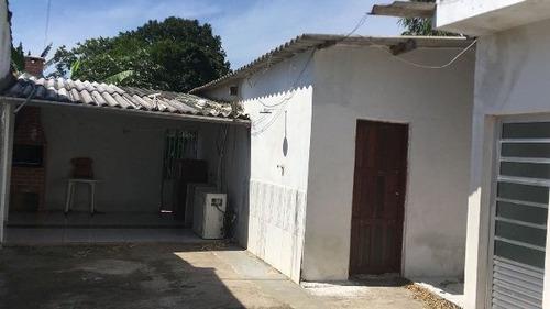 excelente casa no jardim luizamar, em itanhaém - ref 3941