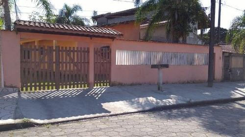 excelente casa no jardim palmeiras, em itanhaém - ref 3103