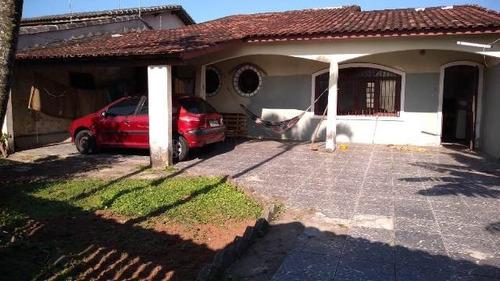 excelente casa no jardim palmeiras, em itanhaém - ref 4673