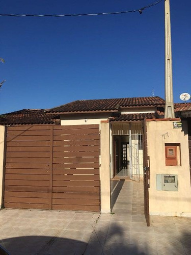 excelente casa no parque augustus 100m do mar  - ref 4460