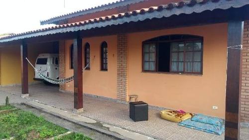 excelente casa no parque augustus, em itanhaém - ref 4338
