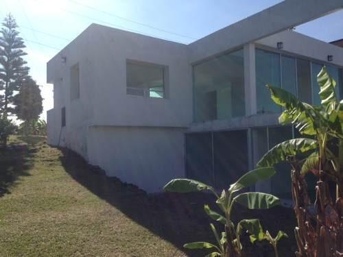 excelente casa nueva en tlayacapan