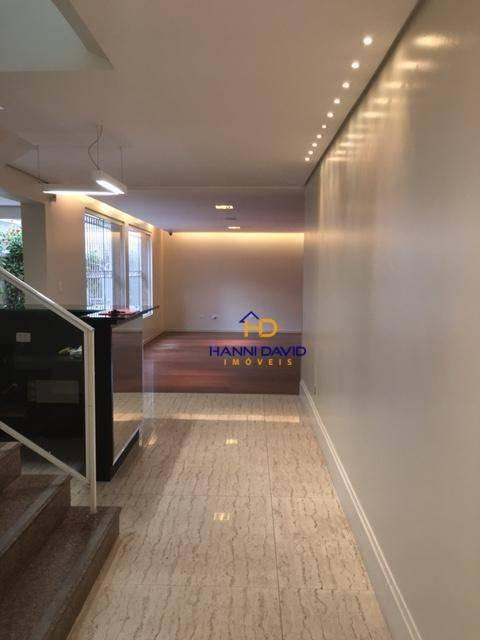 excelente casa para locação em moema - - 460m de terreno com 6 vagas de garagem - ca0032