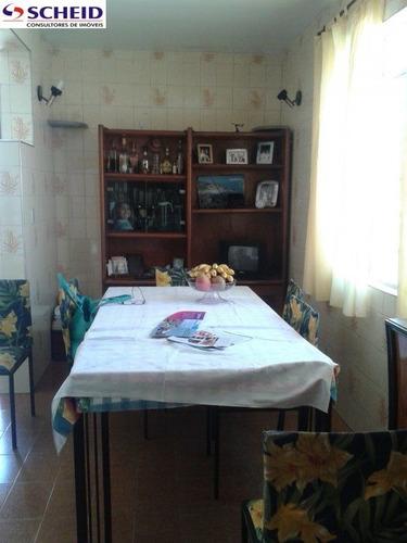 *excelente casa térrea: com 3 dorms., sala, banheiro, cozinha, 2 vagas!!!* - mc543