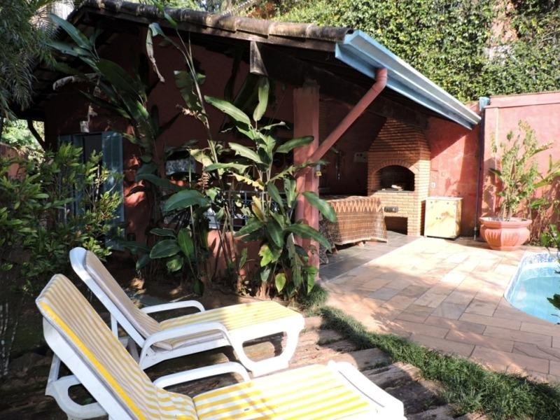 excelente casa térrea no miolinho da granja viana. ref 61429