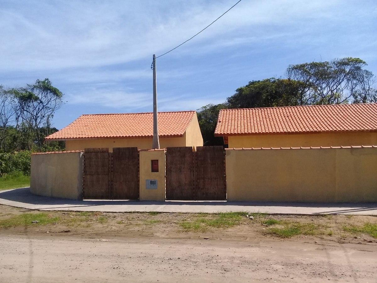 excelente casa terréa nova a venda em mongaguá