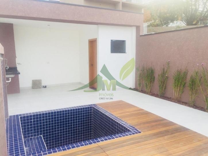 excelente casa à venda em atibaia no jd do lago 550mil - 1093