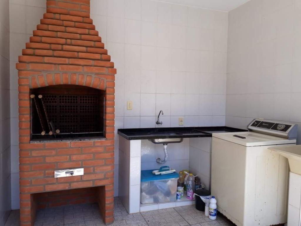 excelente chácara com 3 dormitórios à venda, 1000 m² por r$ 350.000 - monte bianco - araçoiaba da serra/sp - ch0022