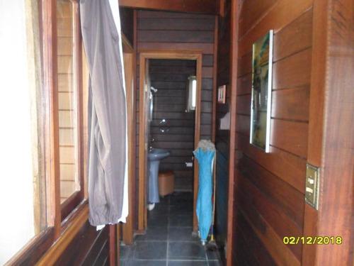 excelente chácara com casa madeira de lei cod: 3834