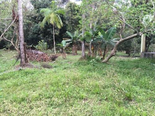 excelente chácara no jardim aguapeú 2500m² - ref 4745