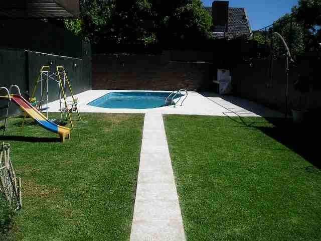 excelente chalet 6amb con piscina