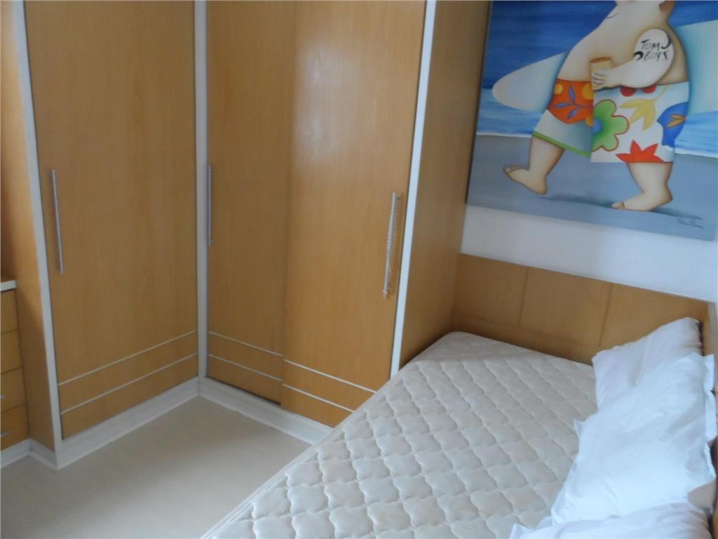 excelente cobertura 2 dormitórios, vista para praias - tombo - guarujá - co0077