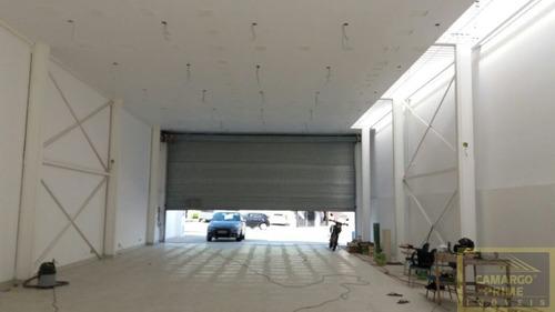 excelente comercial novo com 360 metros 4 vagas em corredor comercial  próximo metro madalena - eb83151