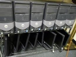 excelente computadoras dell ideales para cyber 2gb ram  win7