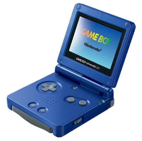 excelente consola nintendo game boy advance + juego original