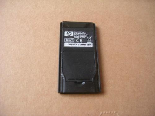 excelente control multimedia original hp tablet tx pc series