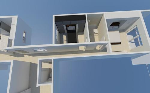 excelente departamento 3 ambientes, balcon aterrazado, cochera opcional
