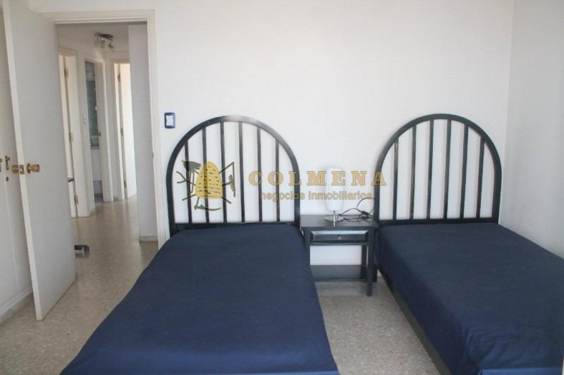 excelente departamento de 3 dormitorios ideal para vivir todo el año en peninsula!-ref:601