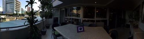excelente departamento en grand polanco con terraza techada