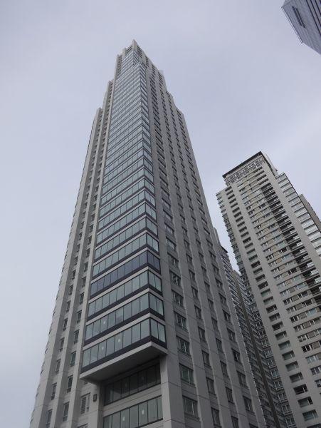 excelente departamento en piso 33 ave de torre renoir ii