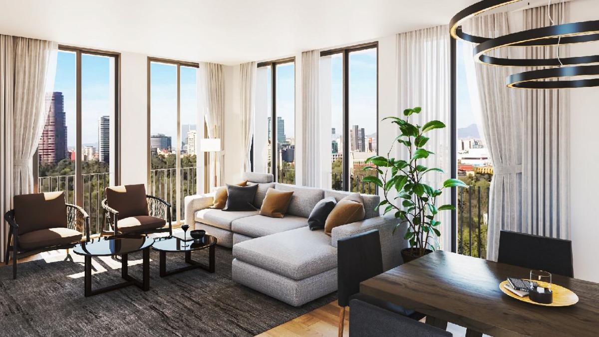 excelente departamento en pre-venta de 174 m2 en colonia escandon