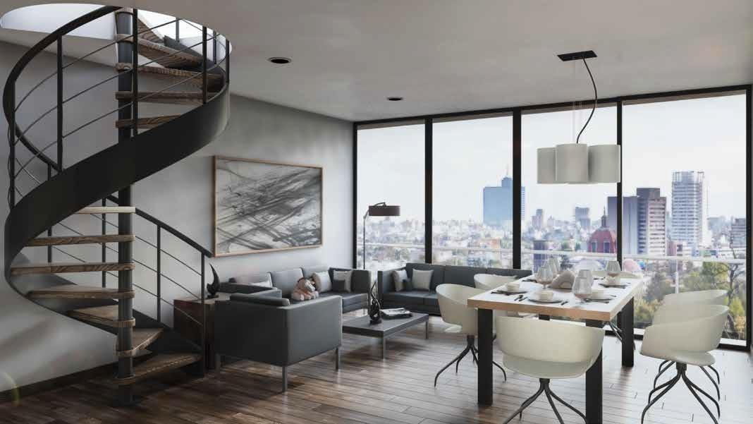 excelente departamento en pre-venta de 184 m2 en las aguilas.