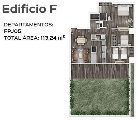 excelente departamento en venta en avenida de las torres alvaro obregon (cittá)